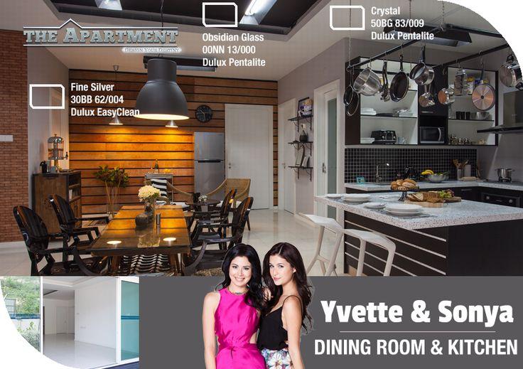 The apartment design your destiny ss3 p2 heli berry for Apartment design your destiny